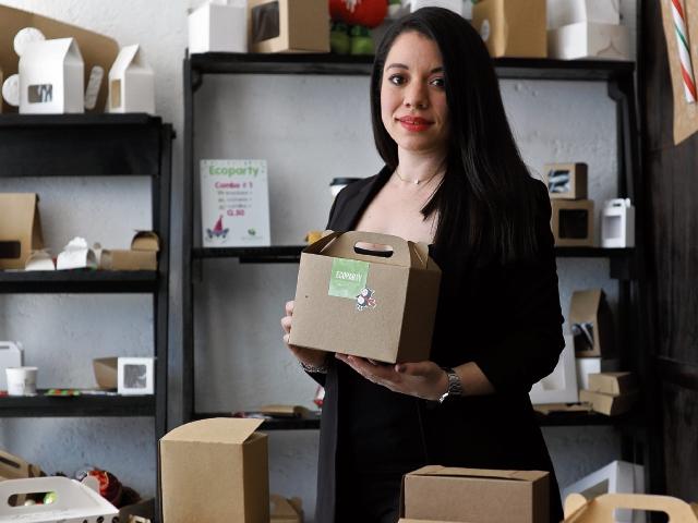 Patricia Reyes, cofundadora de Ecopack Guatemala, hace énfasis en apartar tiempo para la innovación y creatividad.