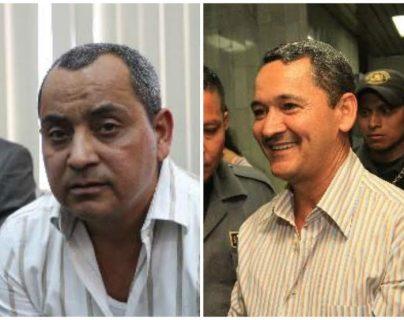 Waldemar y Elio Lorenzana culpables de traficar droga