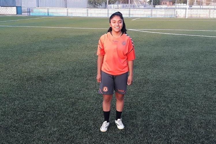 Madelyn Ventura anota doblete en la División de Ascenso del futbol femenino de España