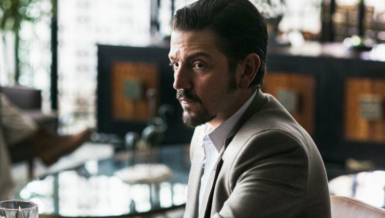 Diego Luna protagoniza Narcos: México, en la cuarta temporada de la serie (Foto Prensa Libre: Netflix).