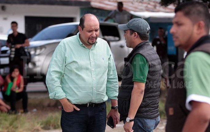 Juez recomendó que no se le quite la inmunidad al diputado de la UNE Orlando Blanco. (Foto Prensa Libre: Hemeroteca PL)
