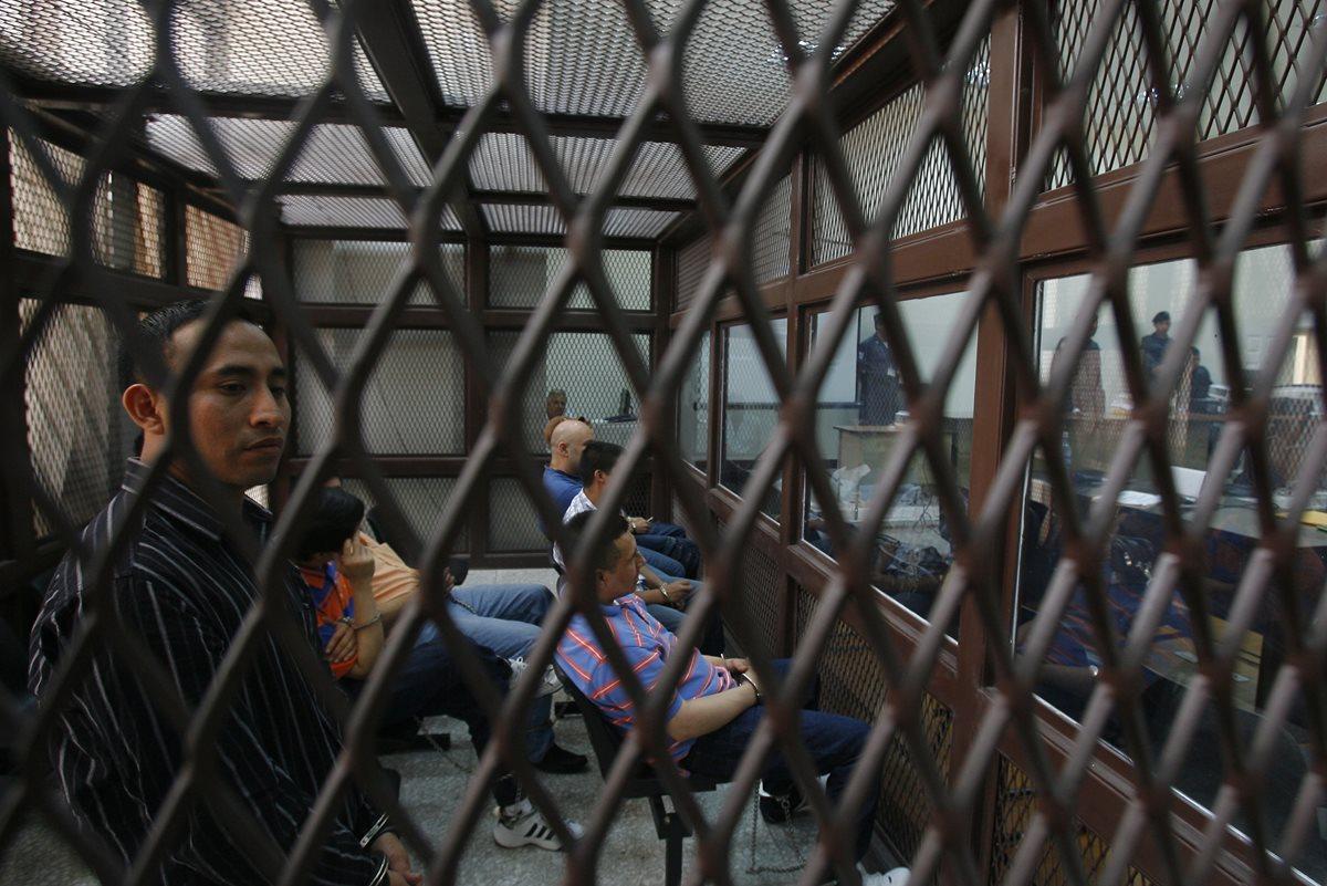 Este año los jueces han enviado a prisión a 770 personas. (Foto Prensa Libre: Hemeroteca PL)