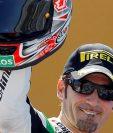 El piloto italiano Max Biaggi sufrió un accidente y su estado es de gravedad. (Foto Prensa Libre: AP)