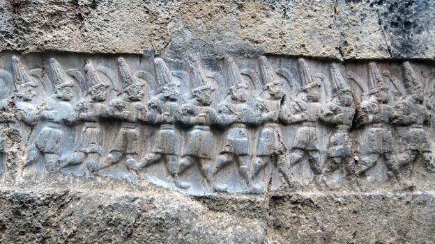 Los restos arqueológicos del Imperio hitita no muestran evidencias de una Guerra de Troya. (GETTY IMAGES)