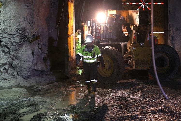 La Minera San Rafael es propietaria del proyecto El Escobal ubicado en el departamento de Santa Rosa. (Foto, Prensa Libre: Hemeroteca PL).