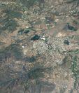 El epicentro del sismo se registró a 14 kilómetros de Salamá, Baja Verapaz. (Foto Prensa Libre: Google Maps)