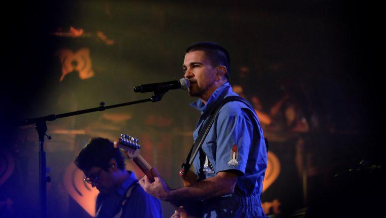 Juanes será el invitado musical de la entrega del Premio Nobel de la Paz. (Foto Prensa Libre: EFE)