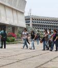 La Comisión que busca soluciones financieras para la Usac volverá a reunirse con el Ministerio de Finanzas el próximo martes. (Foto Prensa Libre: Hemeroteca)