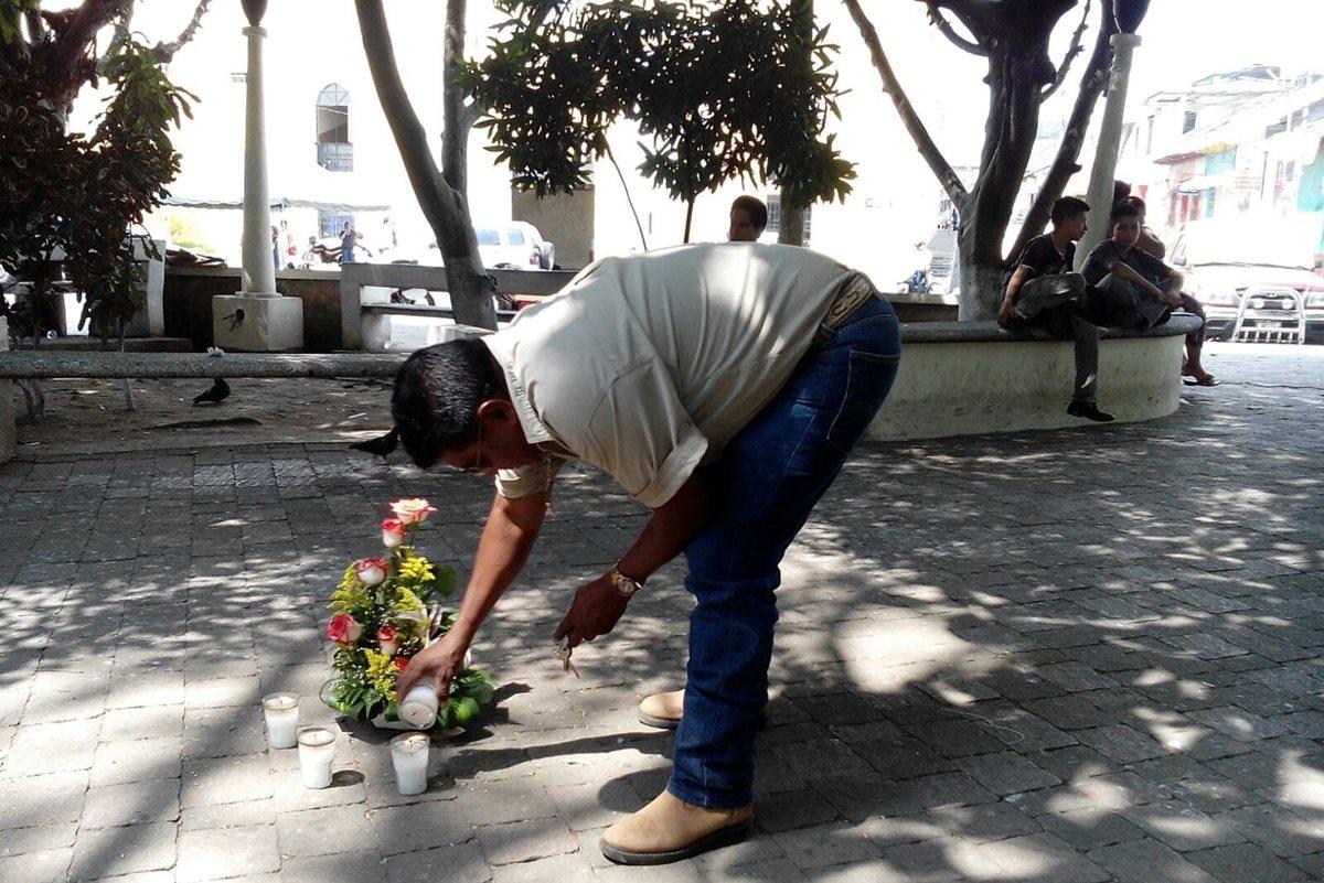 Conmemoran primer aniversario de asesinato de periodistas