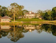 Casa de Richard Gere en Los Hamptons. (Foto Hemeroteca PL)