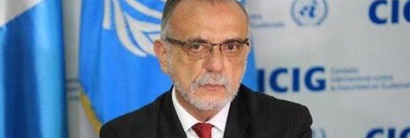 El titular de la Cicig, Iván Velásquez, permanece fuera de Guatemala. (Foto Prensa Libre: Hemeroteca PL)