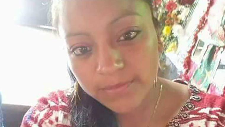 Flora Elizabeth Tián Cuy migró el pasado 2 de enero en busca del sueño americano. (Foto Prensa Libre: Cortesía)