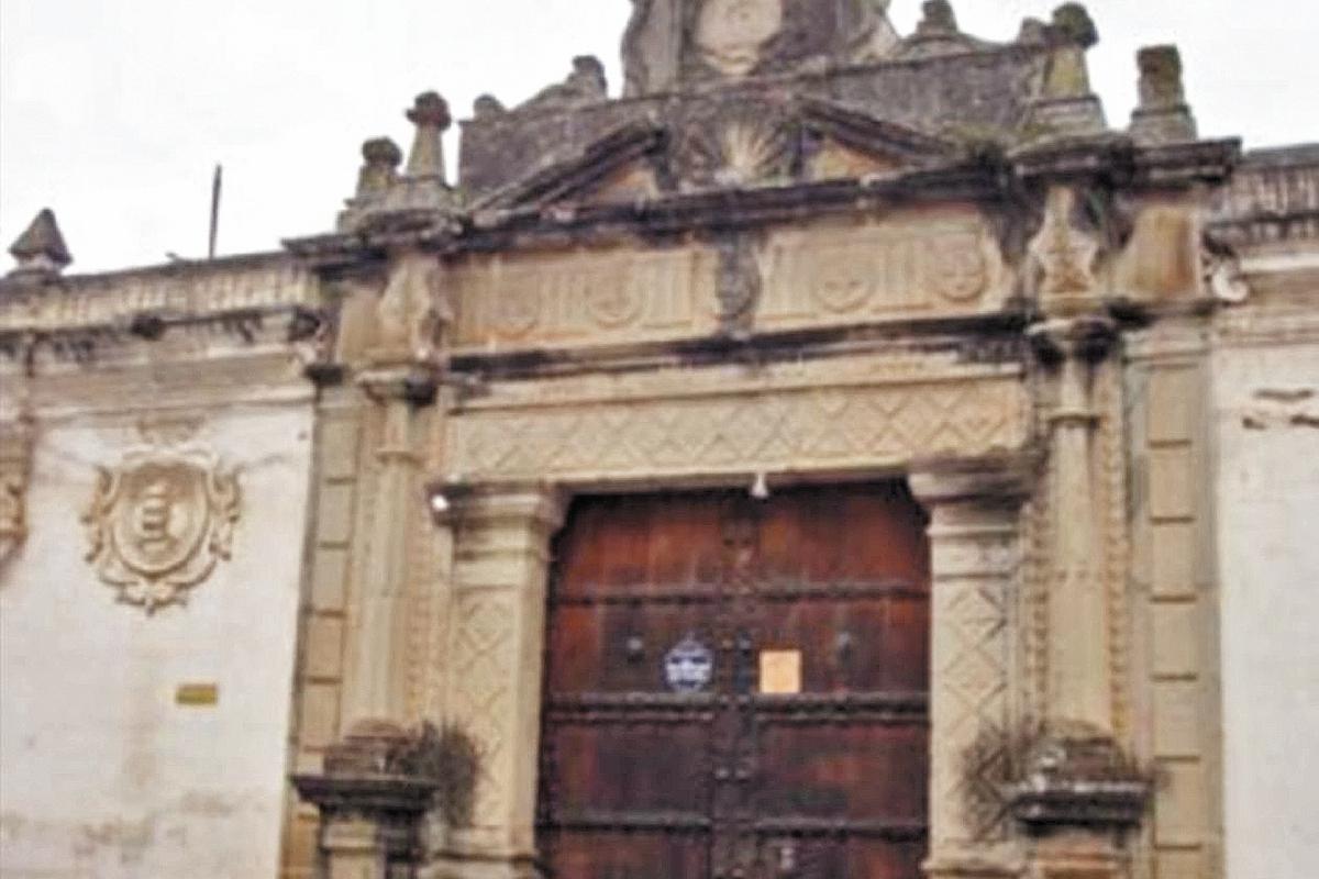 La viuda del Castillo vivió en una casa que hoy ocupa la sede del Museo de Arte Colonial.