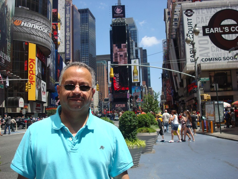 Migrante alcanza sus sueños en Nueva York
