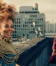 Cargado de ritmos y color se presentó el video del nuevo sencillo de Janet Jackson junto a Daddy Yankee. Youtube: Janet Jackson.