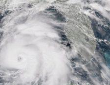 Michael dejó varios muertos en Centroamérica antes de dirigirse hacia el noroeste de Florida. AFP