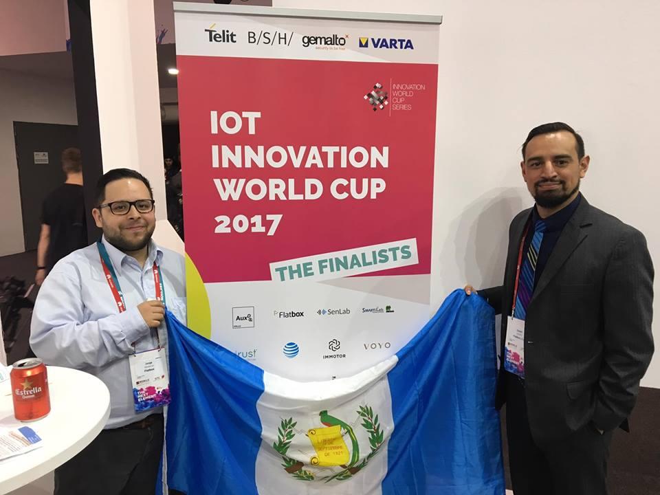 Guatemaltecos se presentan en el Mobile World Congress de España