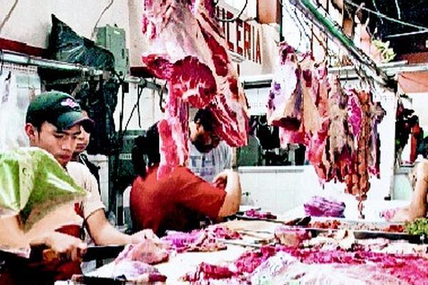 Los expendedores de carne de res continúan con el programa para autoabastecerse de ese producto.