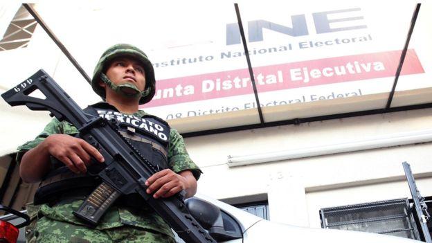 """""""Esta administración en el caso de seguridad dejará los peores números de la historia"""". AFP"""
