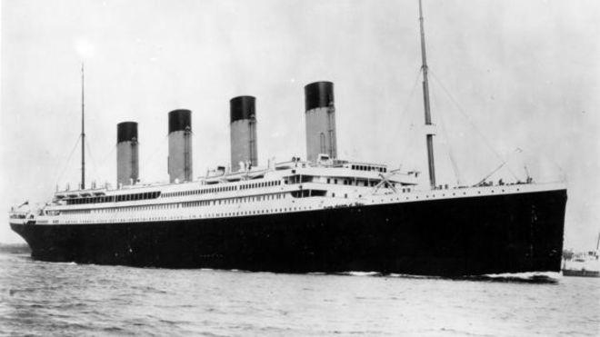 El Titanic se hundió en su viaje inaugural. Y sus restos están desapareciendo. ALAMY