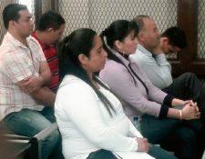 La estructura criminal La Patrona según el MP, era integrada por ocho personas. (Foto Prensa Libre: Hemeroteca PL)
