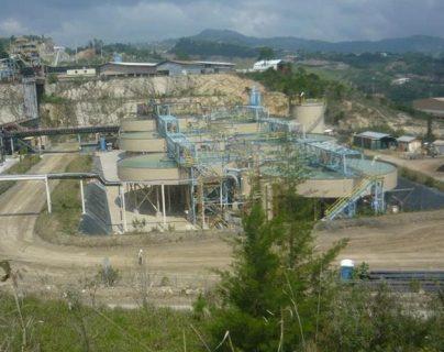 La minería ha sido uno de los temas que más conflictividad ha generado en el país en la última década. En la imagen la mina Marlín, en San Marcos. (Foto Prensa Libre: Hemeroteca PL)