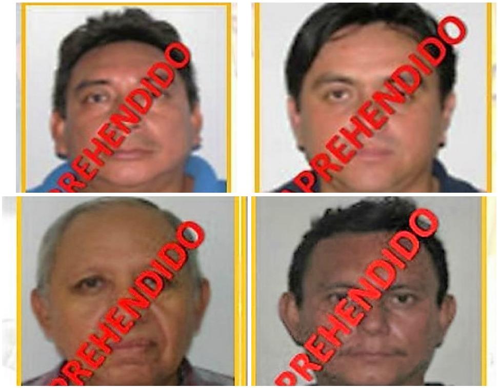 Ligan a proceso a sospechosos de lavar dinero de la comuna de Palencia