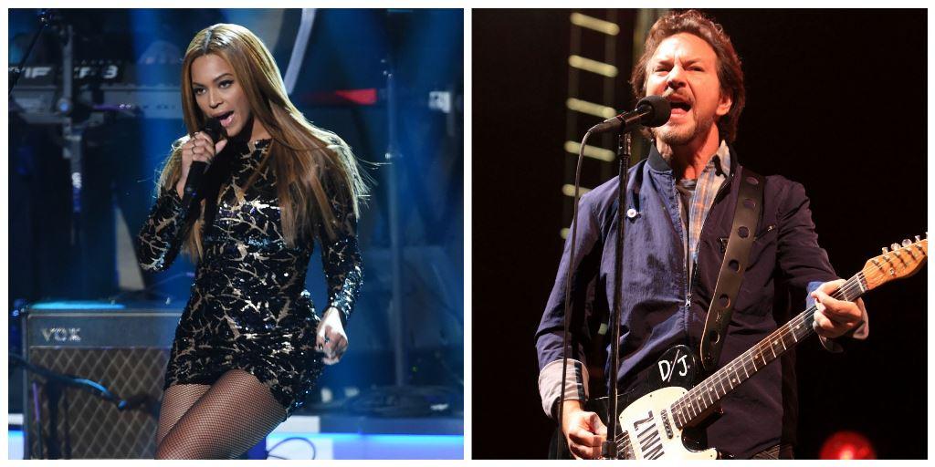 Beyoncé y Pearl Jam encabezan el festival Global Citizen