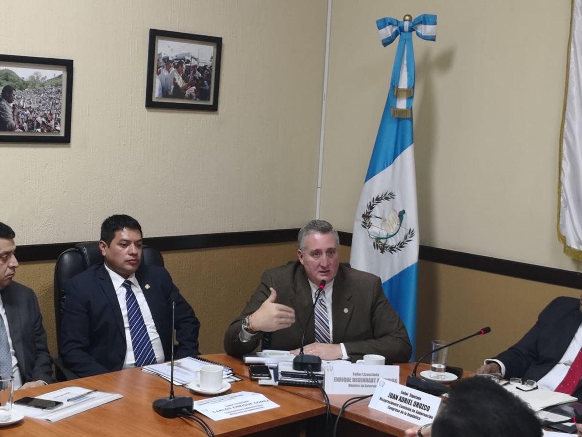 Gobernación pide a la población no financiar a patrulleros