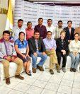 Embajador de EE. UU., Luis Arreaga, visitó proyectos financiados por su país en Quiché. (Foto Prensa Libre: Cortesía Embajada de EE. UU.)