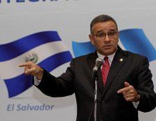 El presidente de El Salvador, Mauricio Funes, dijo que la economía crecería  2%  al cierre del 2013.