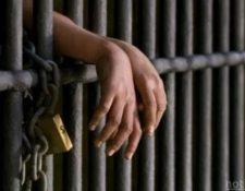 La cantidad de periodistas profesionales presos se disparó un 22% en el mundo. (Foto Prensa Libre: AFP)