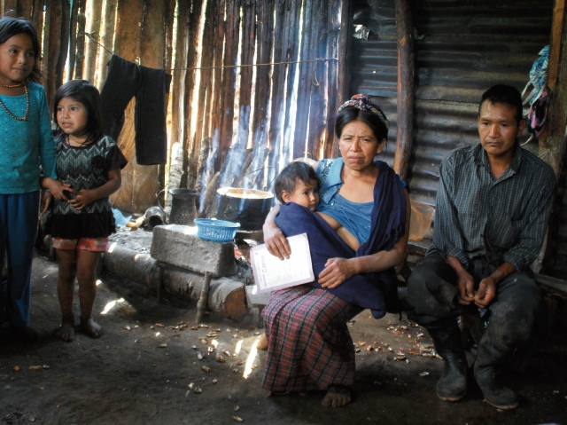 Jacaltenango, lugar olvidado donde impera el hambre