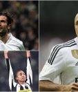 Roberto Carlos, Luis Figo, Pablo Aimar y David Trezeguet, son algunos de los cracks que jugarán en Guatemala para la Copa Cementos Progreso. (Foto Prensa Libre: Hemeroteca PL)