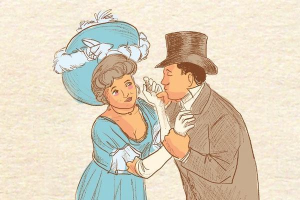 Amistades ilícitas equivalían a algo similar al adulterio. Ilustración: Kevin Ramírez