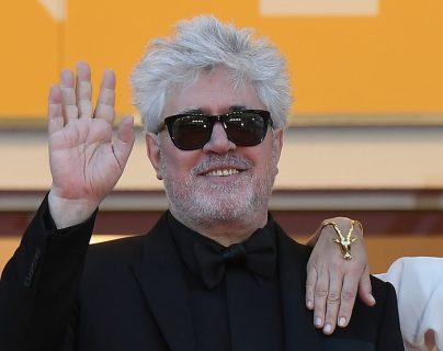 """El director español presentó su película """"Julieta"""", que recibió críticas positivas en Cannes. (Foto Prensa Libre, AFP)"""