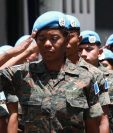 La ONU certificó que los 150 soldados que viajaron a el Congo están libres de ébola. (Foto Prensa Libre: Hemeroteca PL).