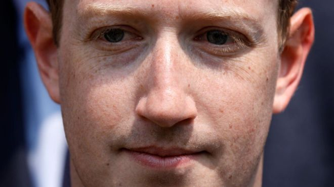 Mark Zuckerberg es el rostro más visible de Silicon Valley. GETTY IMAGES