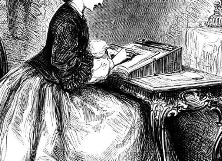 """Germain decidió escribir a uno de los matemáticos eruditos de la época: Joseph-Louis Lagrange (Ilustración genérica extraída del libro de """"The Family Friend"""", Londres, 1880).(GETTY IMAGES)."""