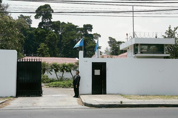 Sede de la Cicig en la zona 14. (Foto Prensa Libre: Hemeroteca PL)