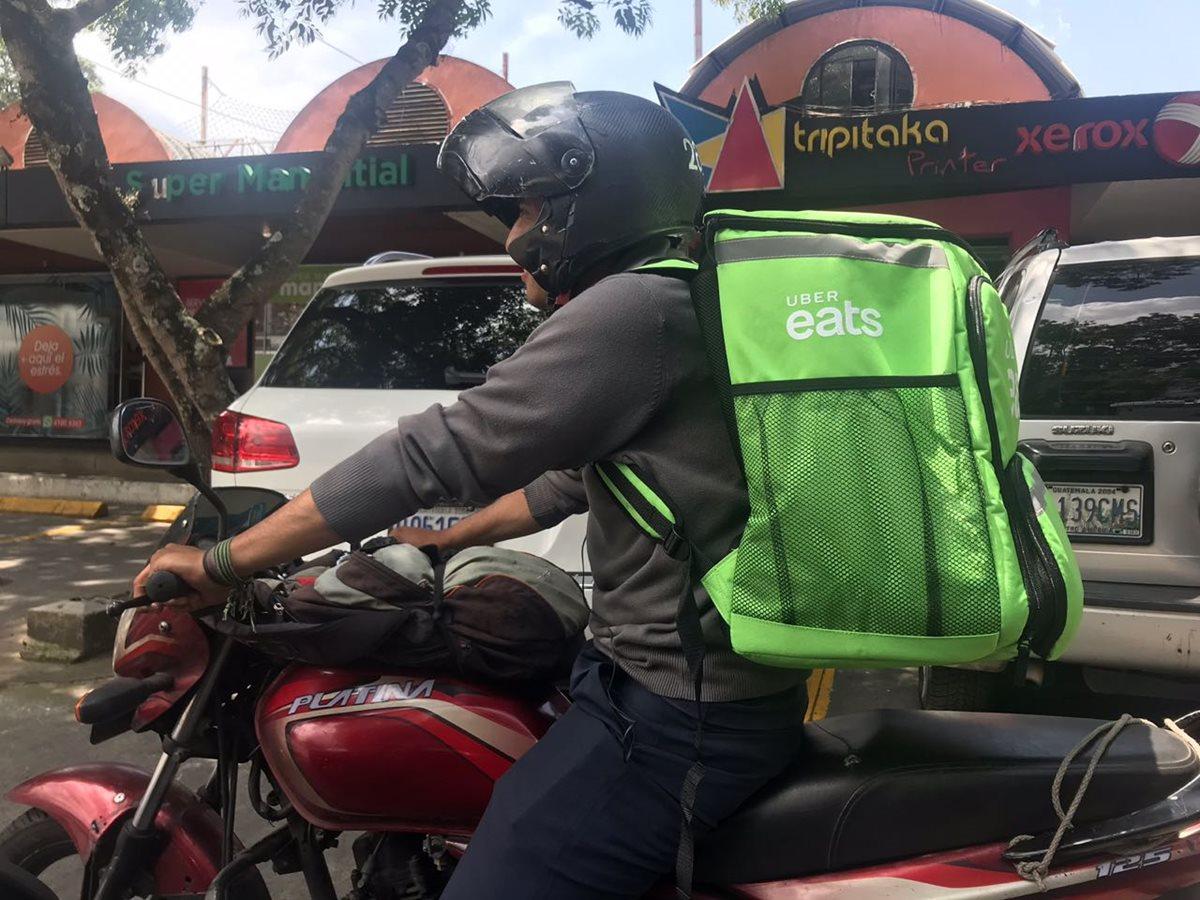 Así fueron mis primeras semanas al aliarme con Uber Eats en Guatemala