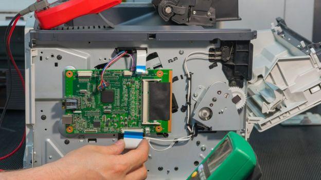 """Los hackers aseguran que pueden destruir la impresora y """"causar daños físicos"""". (GETTY IMAGES)"""