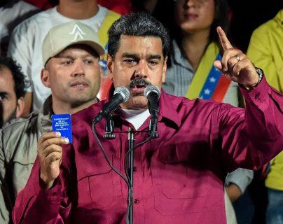 Guatemala se encuentra entre los 14 países que no reconocen las elecciones presidenciales en Venezuela. (Foto Prensa Libre: Hemeroteca PL)