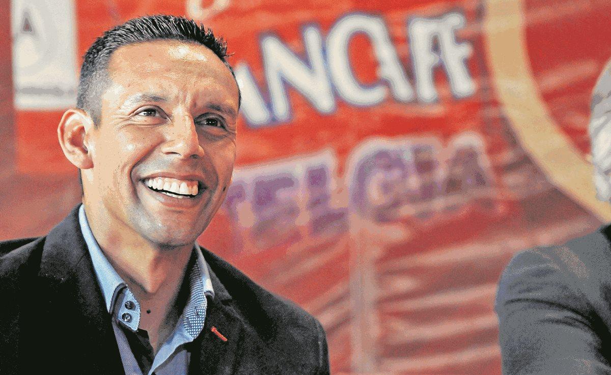 El exjugador Claudio Albizuris ya no participará en las elecciones para la presidencia de la Fedefut. (Foto Prensa Libre: Hemeroteca PL)