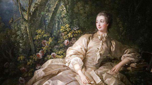 La copa de champán, se dice, fue inspirada en el seno izquierdo de Madame de Pompadour. (GETTY IMAGES).
