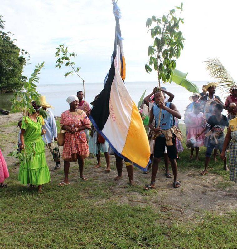 El pueblo garífuna busca desarrollo, inclusión social y económica. (Foto Prensa Libre: Dony Stewart)