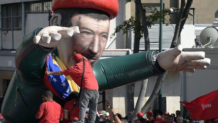"""La OEA dice que Venezuela vive una """"erosión de la democracia"""". (Foto Prensa Libre: AFP)."""