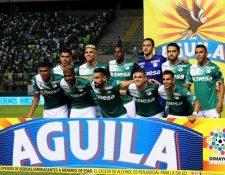 El portero guatemalteco Ricardo Jerez espera volver a ser titular con el Deportivo Cali, que busca retomar la senda del triunfo en la Liga Águila de Colombia (Foto Prensa Libre: Hemeroteca PL)