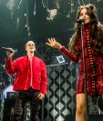Camila Cabello se presentó recientemente en un certamen de iHeartRadio Jingle Ball 2016 en Florida, EE. UU. (Foto Prensa Libre: AP)