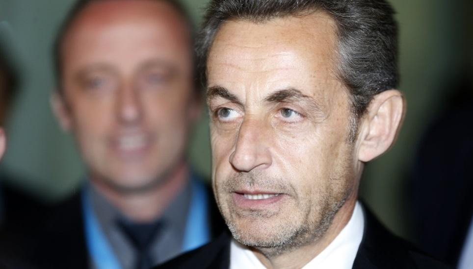 Expresidente francés Nicolas Sarkozy, al frente del país de 2007 a 2012, es interrogado por primera vez. (Foto Prensa Libre: AFP)
